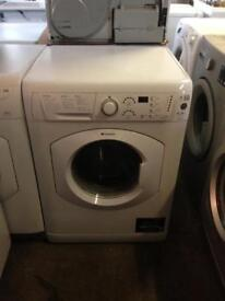 Hotpoint 6kg Washing Machine 12 Months Warranty 002