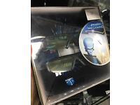 Samsung 3D starter kit 2011 - 2x Glasses & 3D Bluray Mega Mind disc