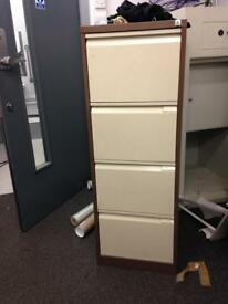 Bisley office cabinets x 3 job lot