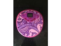 Portable Compact disc player
