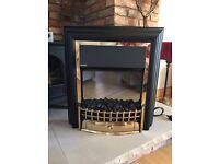 Electric Fire- Simplex Cheriton Fire CHT20