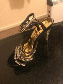 Fancy ladies heels shoes