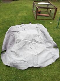 MGTF cover for hard or soft top