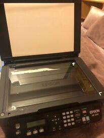 Epsom WiFi printer and scanner