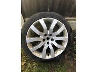 """Range Rover sport 20"""" alloy"""