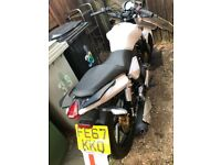 125cc motorbike for sale