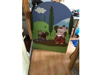 Peppa Pig cardboard cut out