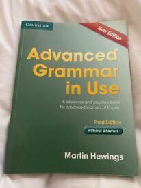 Green Advanced Grammar in Use Books