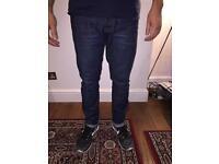 Topman regular slim jeans 32W 30L