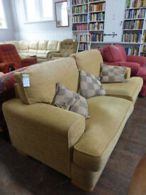 Really big two seater? Sofa. ref 6/28