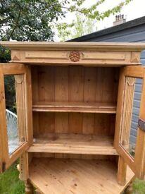 Pine Dresser top