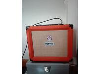 Orange Crush 20RT amplifier