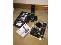 ***BT HOUSE PHONE TWIN CORDLESS BRAND NEW CHEAP ***