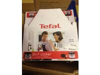 Tefal 8 in 1 cooker.