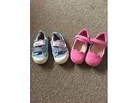 Size 6 little girls shoes