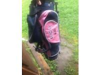 Dunlop Loco Kids Golf clubs and bag set