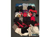 OVER 100 boys Next clothes age 7/8 for sale