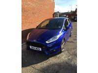 Ford Fiesta ST-2, Blue, FFSH, 9 months MOT