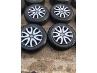 Vw golf mk5 wheels