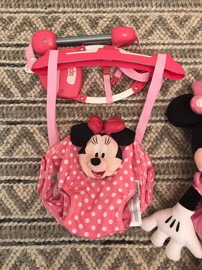 9f4ad12f6 Disney Minnie Mouse door bouncer