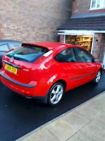 2007(56) Focus Zetec 1.8 Petrol 3dr *MOT May 19*