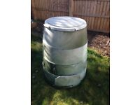 Green Johanna hot composter used