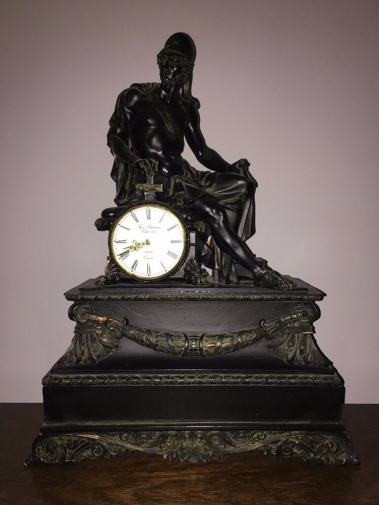 Reproduction Large Mantle Clock