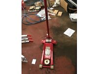 TROLLY JACK 2TON LOW ENTRY HIGH LIFT