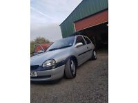 Vauxhall corsa 1.5TD (not d turbo bora golf toledo
