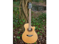 Yamaha APX-8-12A. Electro acoustic 12 string. Players condition. No issues.