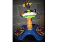Vtech sit to stand dancing tower dancing bear