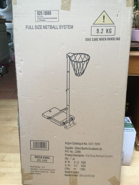 Netball System Full Size In Fairwater Cardiff Gumtree
