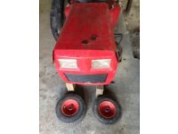 ride on mower spares or repair