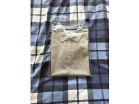 Diesel Polo Shirt - Marl Grey - Size Small