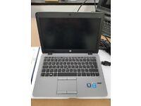 HP EliteBook 820, i5 CPU, 8GB RAM, 256GB SSD Hard Drive Windows 7 Excellent Condition