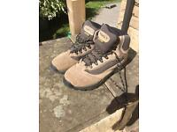 Hiking boots size 8
