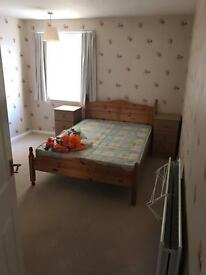 Large 2 bedroom fully furnished flat Luton Town Center