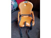 Booster seat and high chair