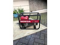 Honda EC2200 generator