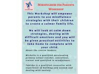 Parent mindfulness workshop