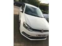 Nearly New CAR, Volkswagen Polo 1.2 TSI (90 PS) / Navigation /this was a demo from Volkswagen dealer