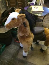 Ufree mechanical horse - great condition, as new