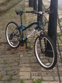 Bike for sale. Ladies Muddyfox mountain bike for sale. Good condition a bargain for £20