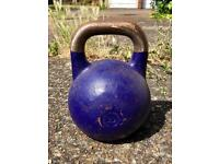 Kettlebell pair competition grade