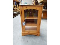 Solid Pine Stereo / Display unit