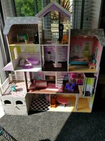 Massive dolls house