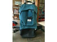 Macpac baby carrier backpack