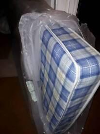 3ft mattress. AS NEW.