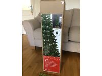 Christmas tree (new in box)