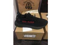 Adidas Yeezy Boost 350 V2 Oreo & Pirate Black UK Size 9.5